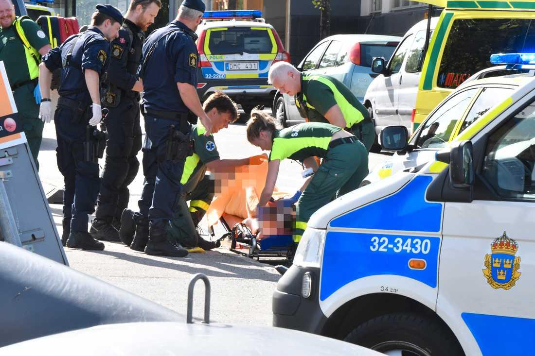 En person avled efter skjutningen i Östberga.