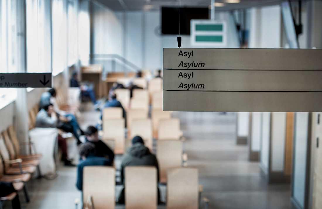 Coronapandemin sätter stopp för flyktingströmmarna. Arkivbild.