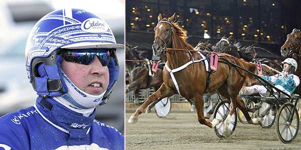 Rikard N Skoglund kör Nimbus C.D.. i kväll.