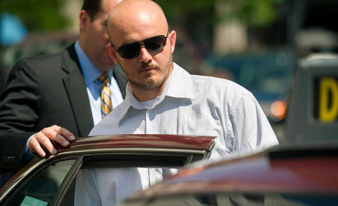 Nicholas Slatten dömdes till livstids fängelse för mord på irakiska civila. Nu benådas han av Donald Trump. Arkivbild.