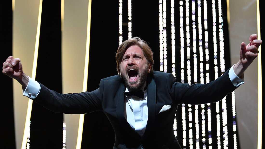 Ruben Östlunds segervrål i Cannes.