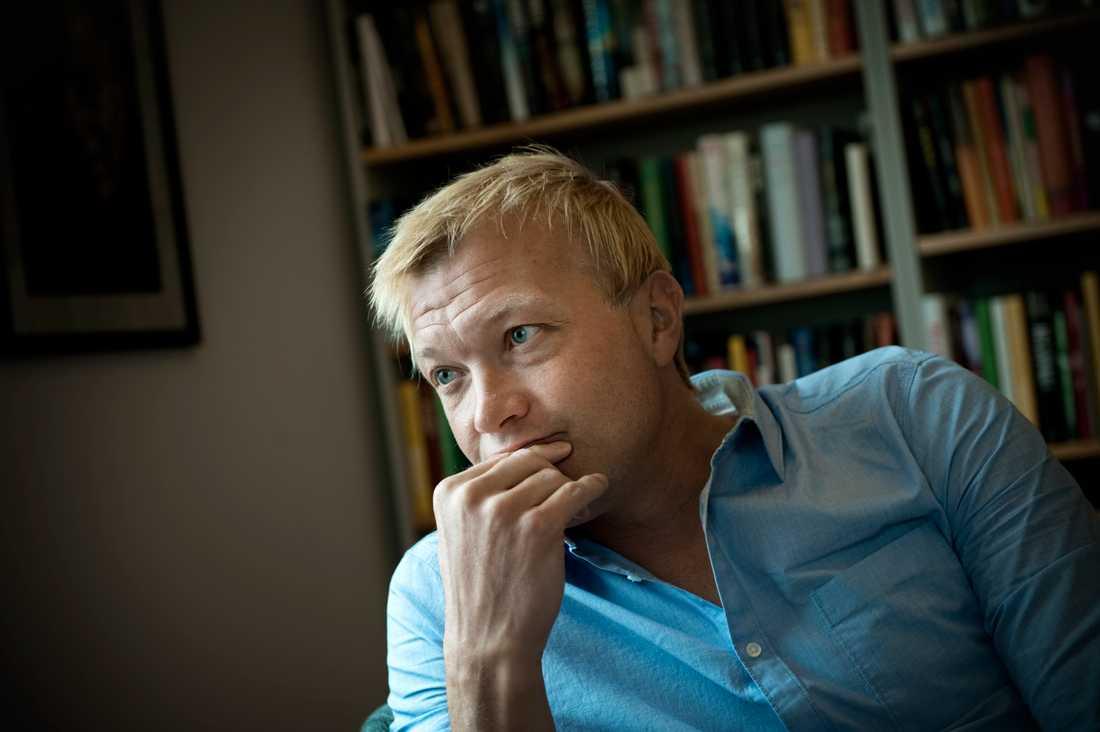Magnus Hedman. Arkivbild.