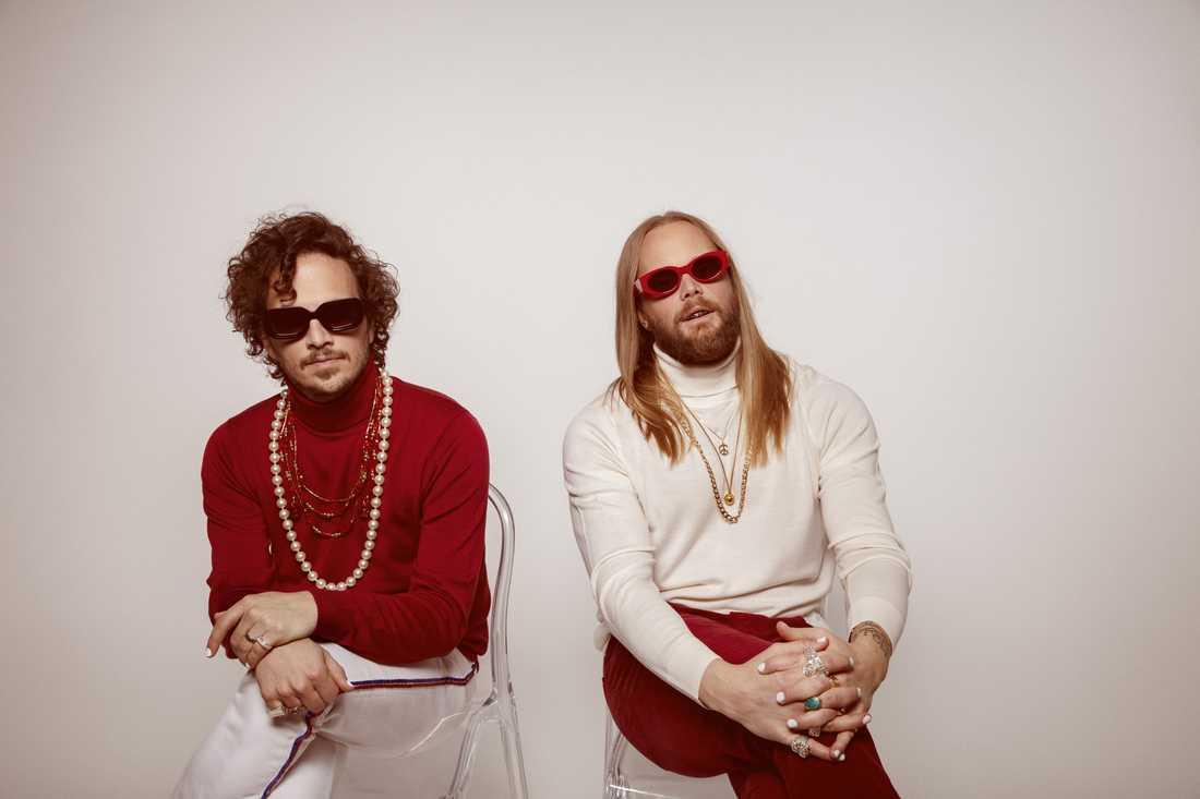 Debutalbumet är långt ifrån det första Vargas & Lagola släpper ihop.