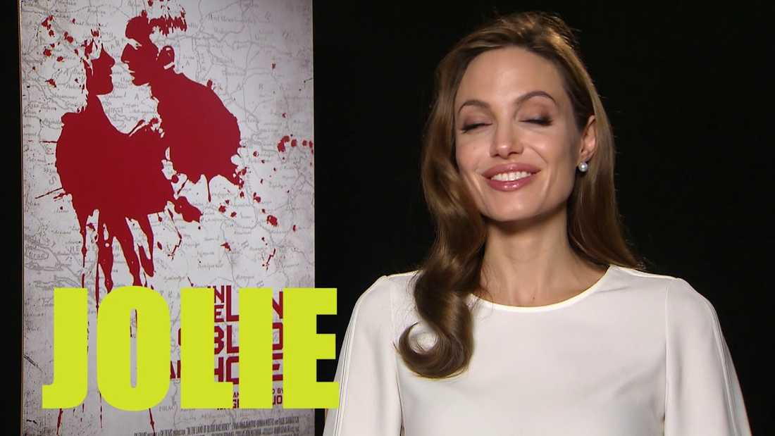 "Angelina Jolie i ""Why are we creative?"""