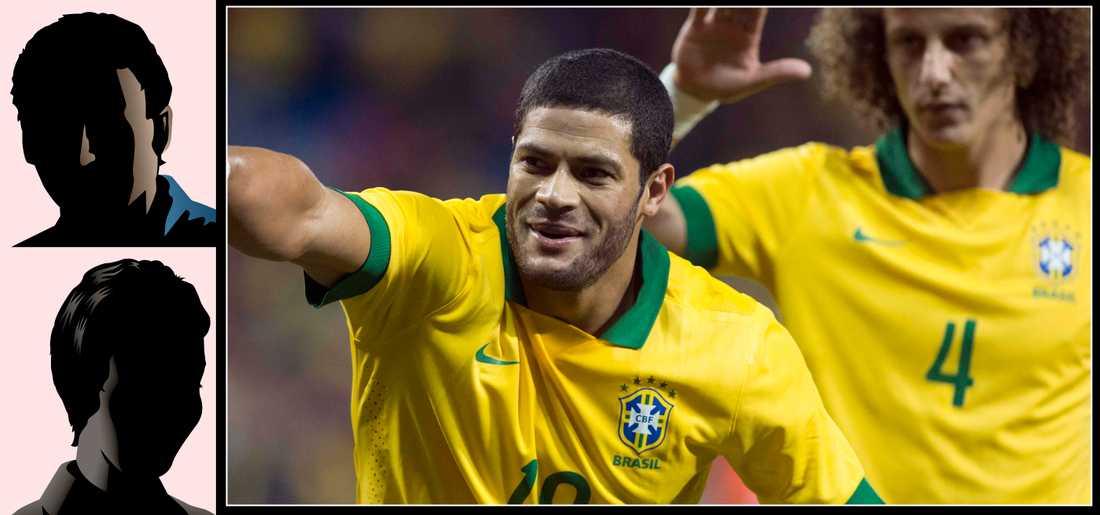 Den brasilianske stjärnan Hulk blev en av världens mest betalda i och med övergången.