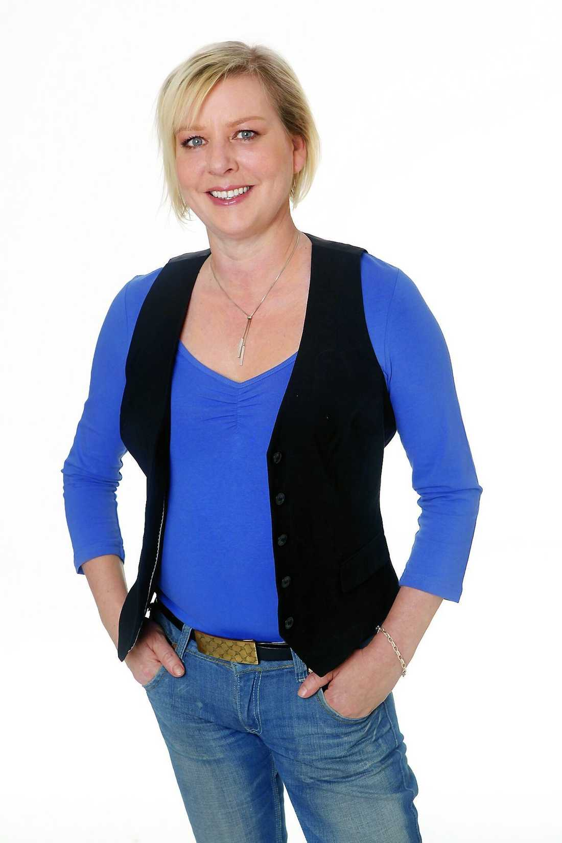 Karin Ahlborg.