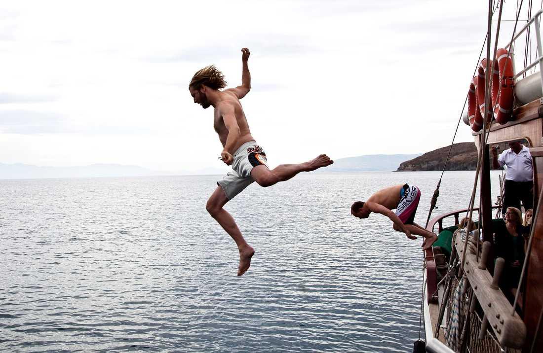 Seglingssemester i Turkiet, flyg + båt under en vecka, är ytterligare en nyhet för Fritidsresor.