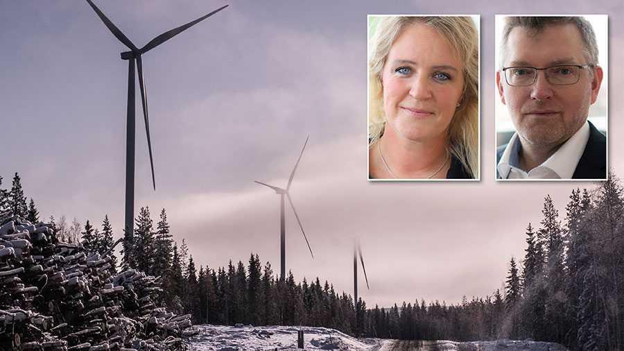 Socialdemokratisk klimatpolitik bygger på en förankring i hela landet. Och på vindkraft. Därför kommer vi driva på för fungerande och rättvisa lösningar för utbyggnaden av vindkraftverk, skriver Hanna Westerén och Isak From.
