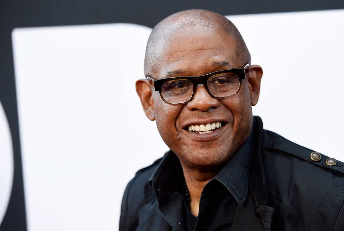 Forest Whitaker.