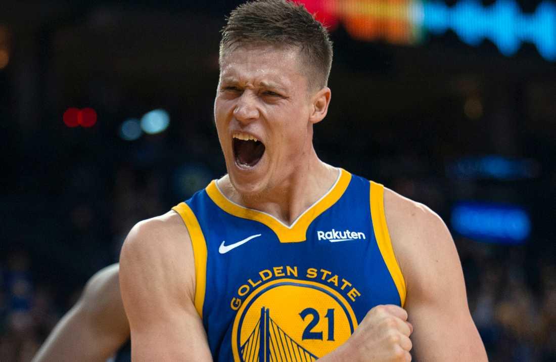 Jerebkos Golden State är storfavorit till segern.