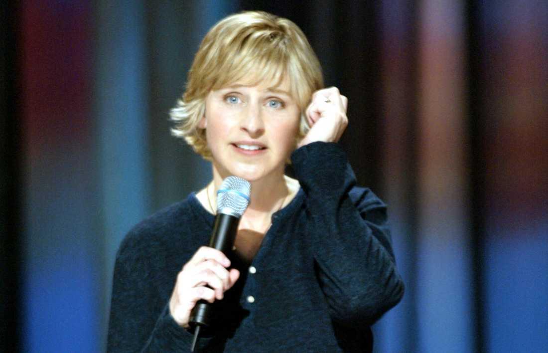 Ellen DeGeneres 2003.