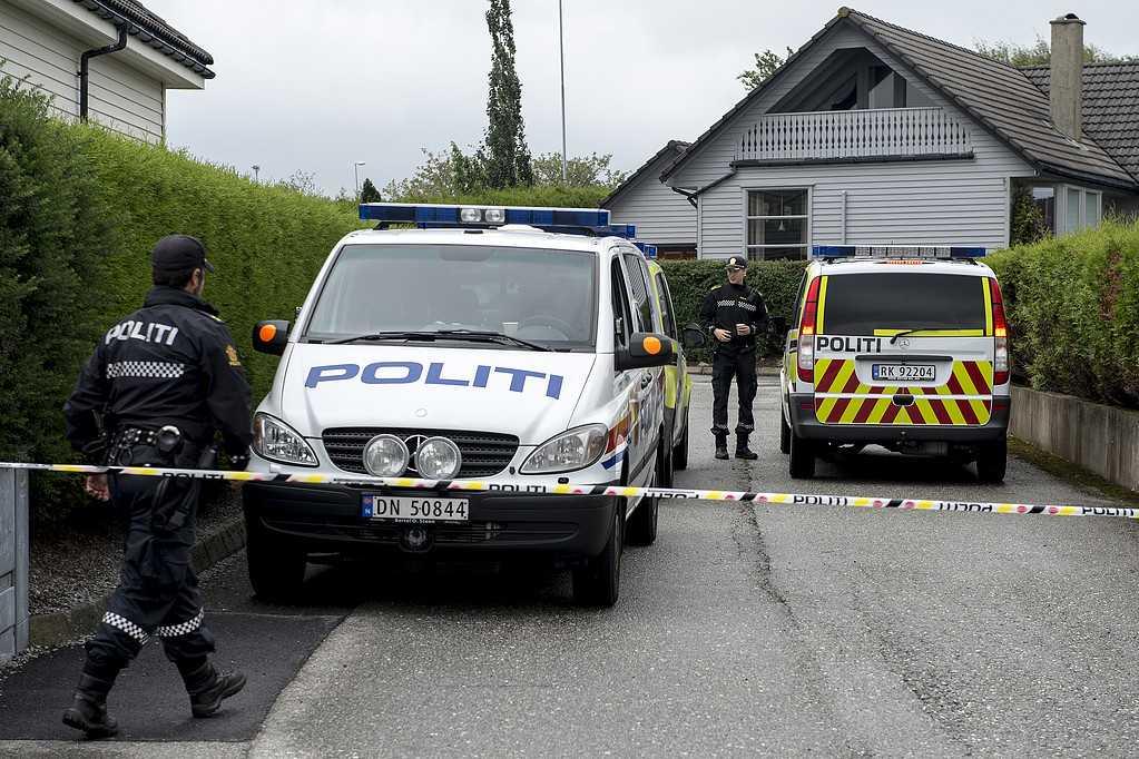 13-åriga Sunniva hittades död i närheten av sitt hem.