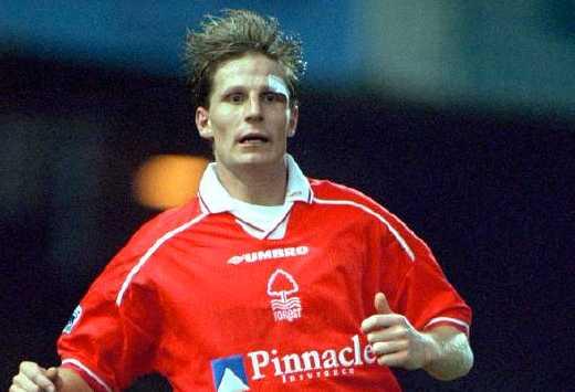 Jesper Mattsson i Nottingham.