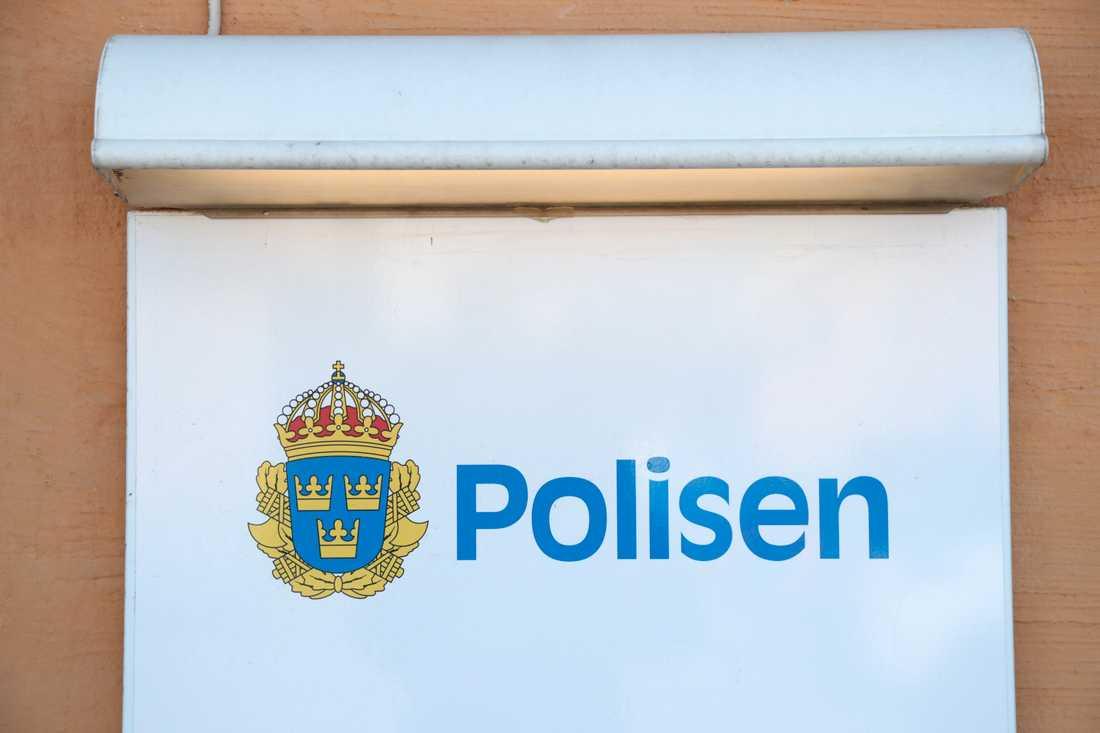 Polismyndigheten har också problem med kraschade datorer. Arkivbild.