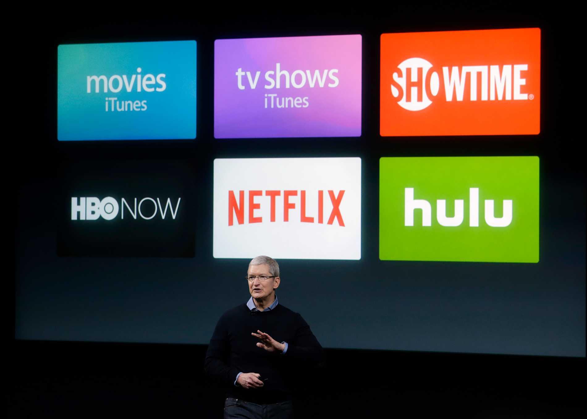 Apples streaming-app ska likna Netflix men kan komma att bli gratis.
