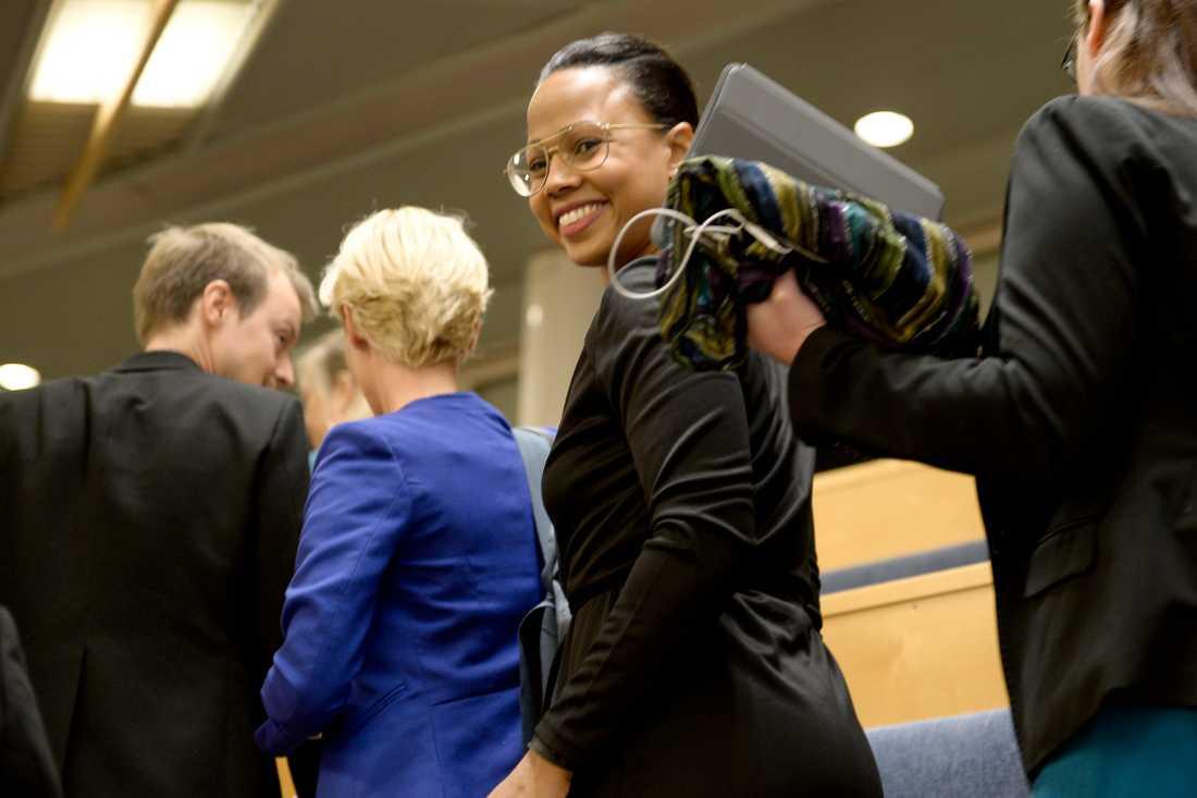 2014 – landar toppjobbet som kulturminister i Stefan Löfvens regering.