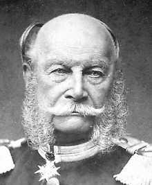 Kaiser Wilhelm (1797–1888).