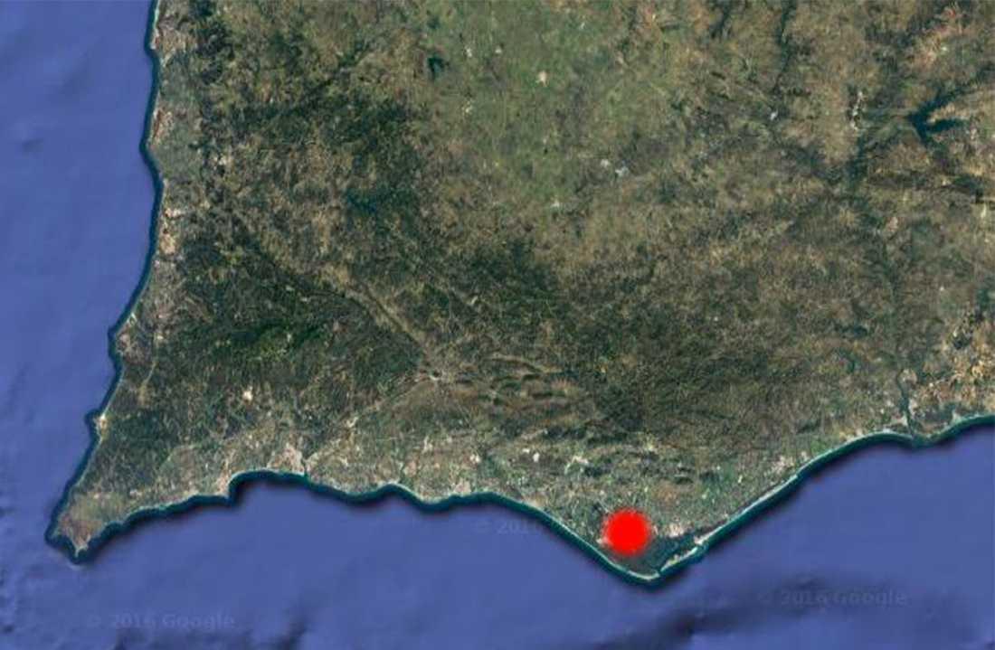 Just nu pågår inspelningarna i Faro i Portugal.