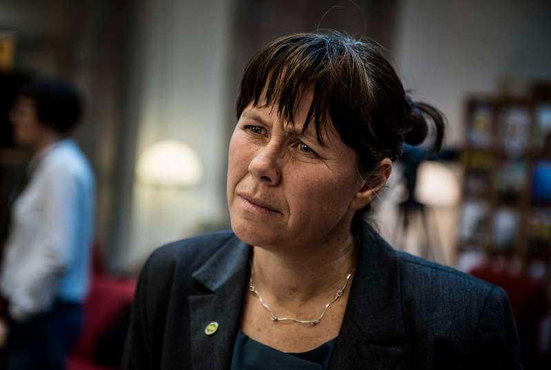 Åsa Romson (MP).
