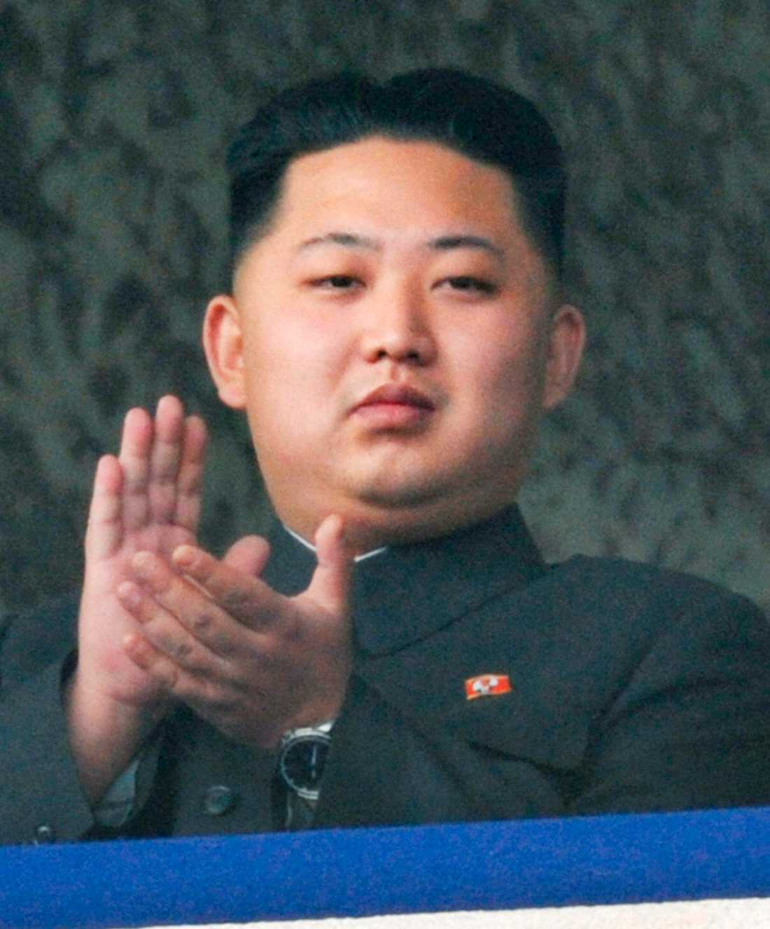Yngste sonen Kim Jong-Un tog över som president.