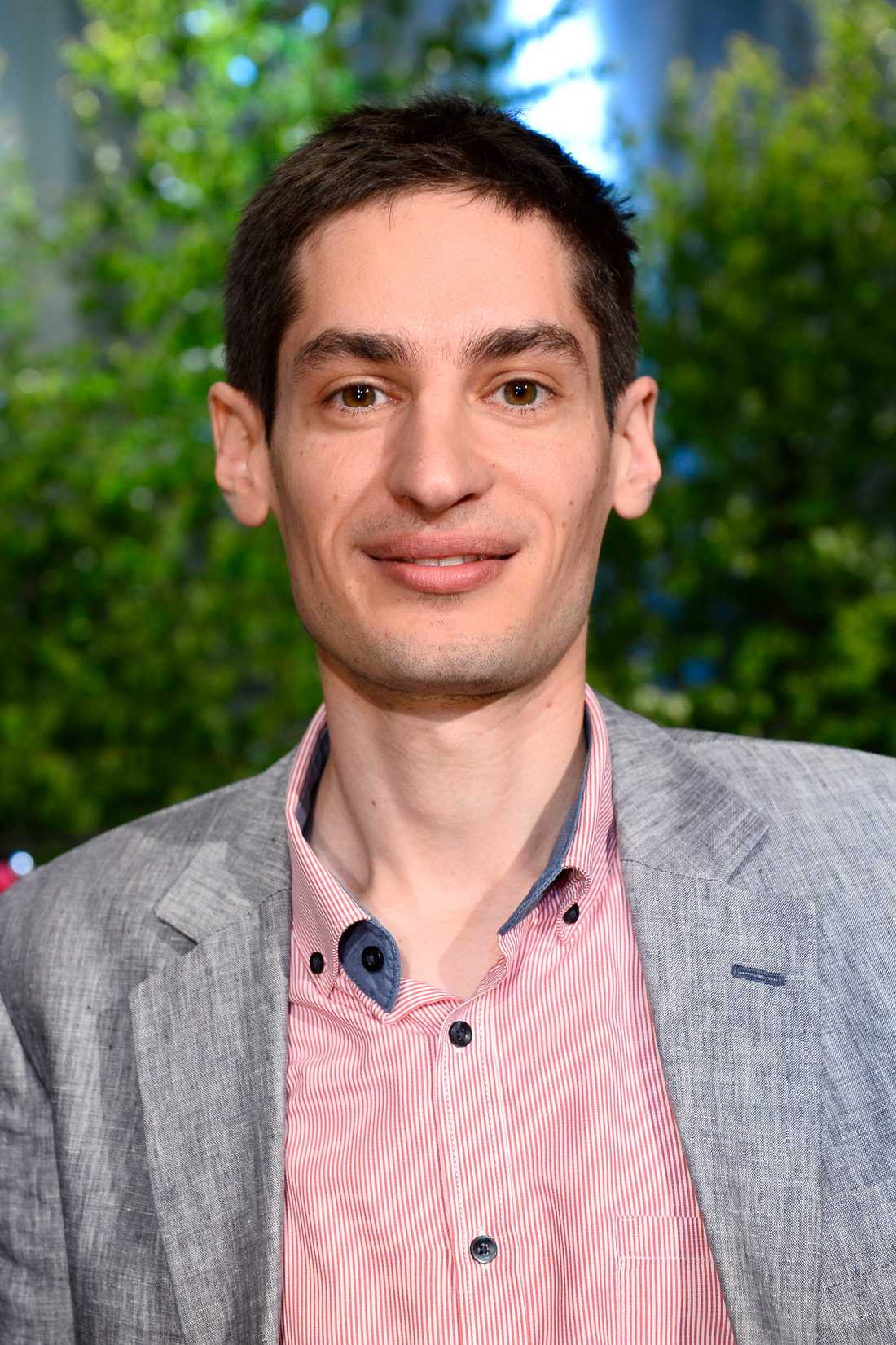 Peter Wolodarski, chefredaktör på DN.