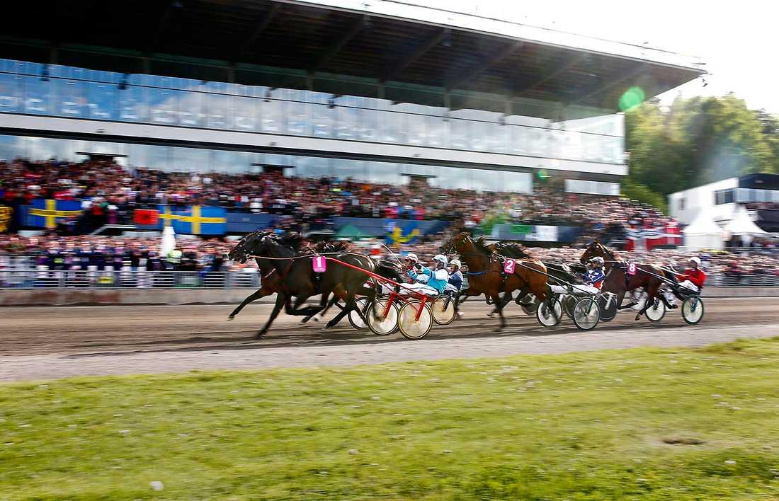 Sista omgången innan slutspelet avgörs på Solvalla 25 november.
