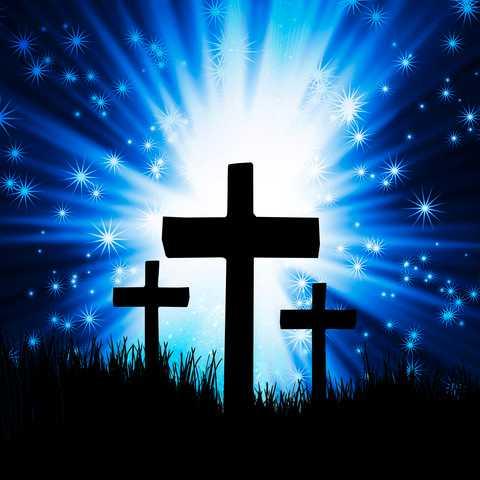 """Känd symbol För kristna är korset den heliga symbolen. För kopimister är det """"CTRL+C"""" och """"CTRL+V"""" som är det heligaste som finns."""
