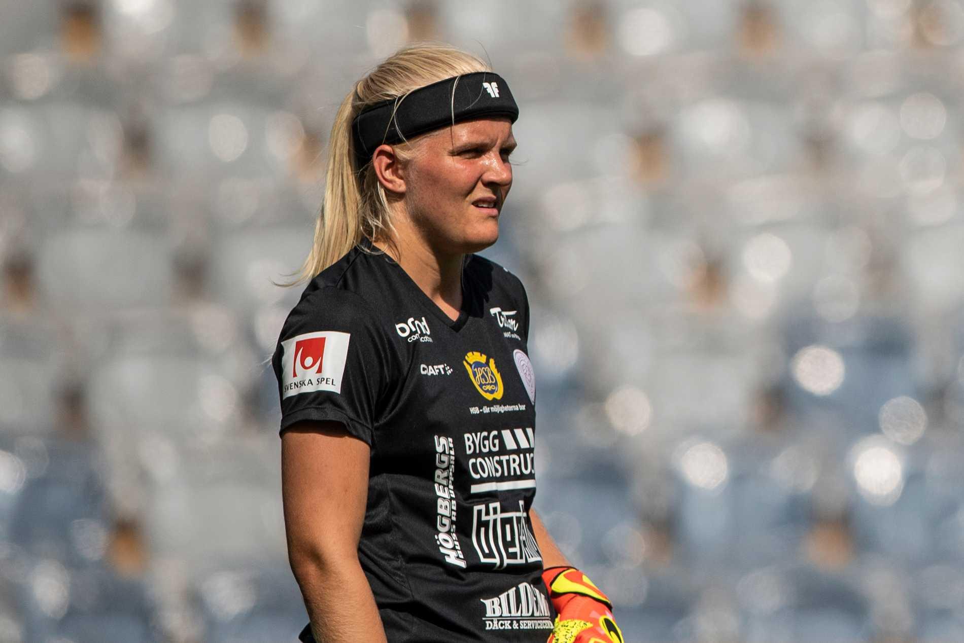 Uppsalas Emma Holmgren tar plats i veckans elva.