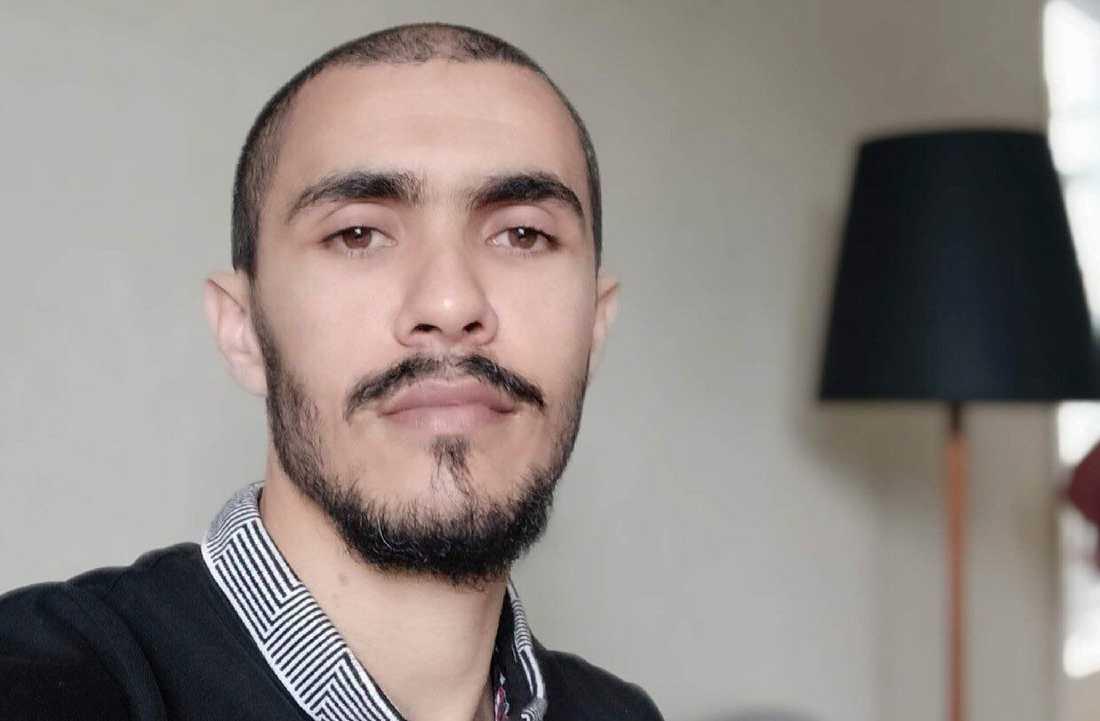 Achraf, 35, stoppade tjuven.