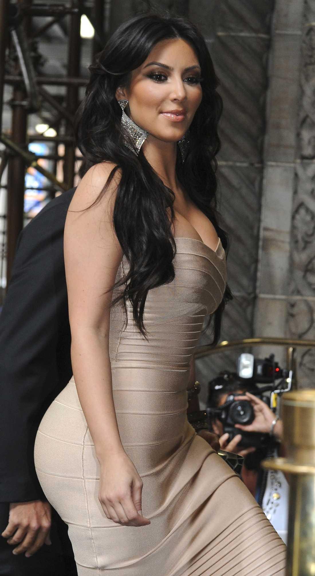 5. Kim Kardashian 10,3 miljoner