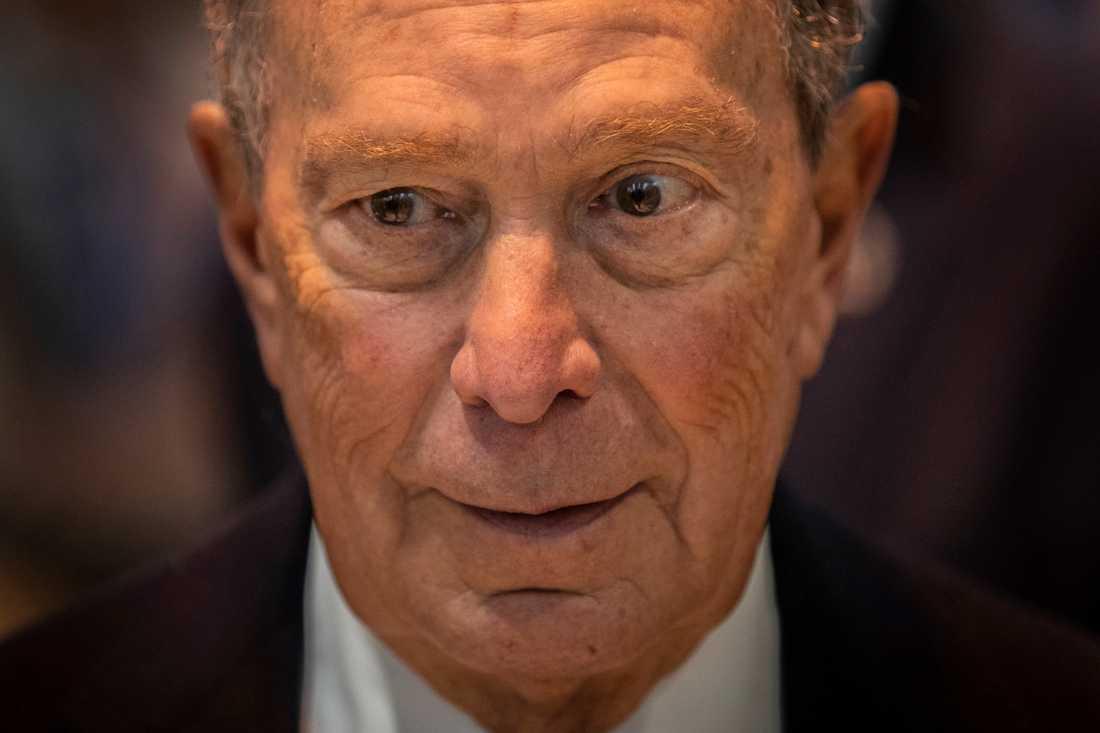 Michael Bloomberg är på FN:s klimatmöte i Madrid för att sprida budskapet att USA fortfarande är med i kampen mot klimatförändringen, tack vare klimatarbetet i många amerikanska delstater, städer och företag.