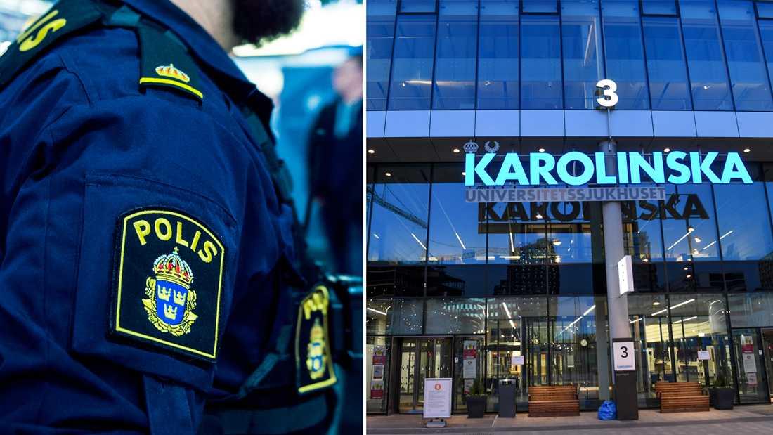 Över 20 kravallpoliser kommer finnas redo vid sjukhusen i Stockholm på grund av corona, enligt uppgifter till Aftonbladet.