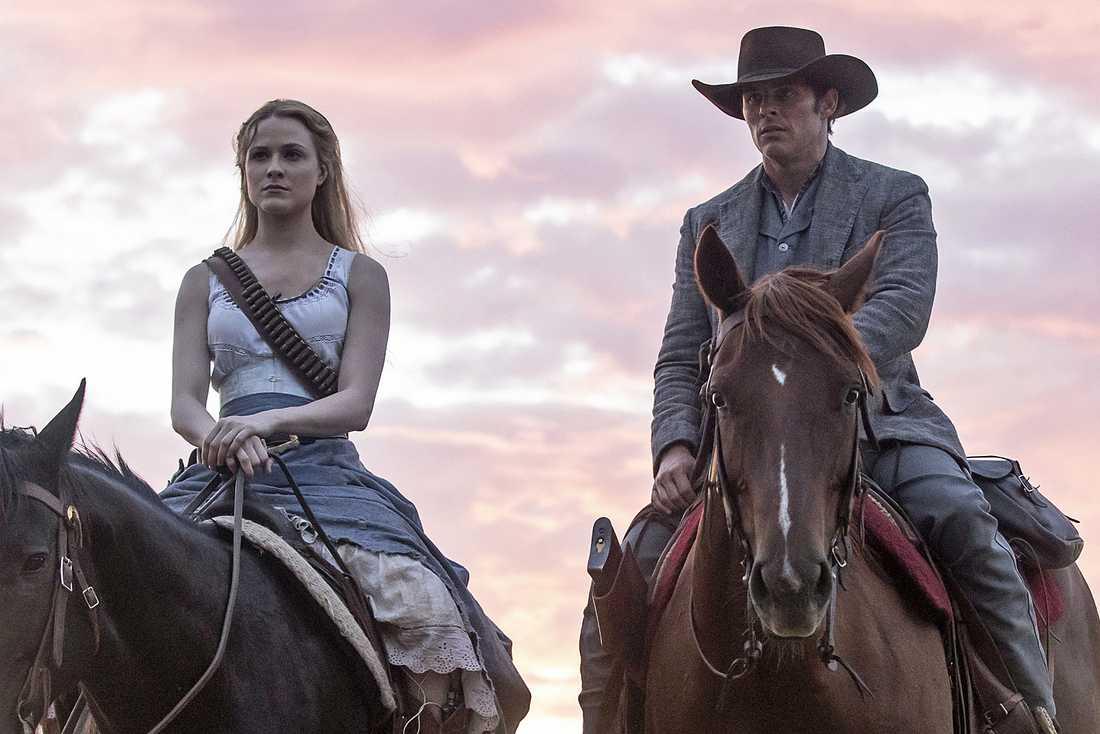 Tv-serien Westworld.