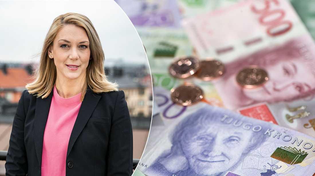 Frida Bratt, sparekonom på Nordnet, svarar på myter kring pensionssparande.