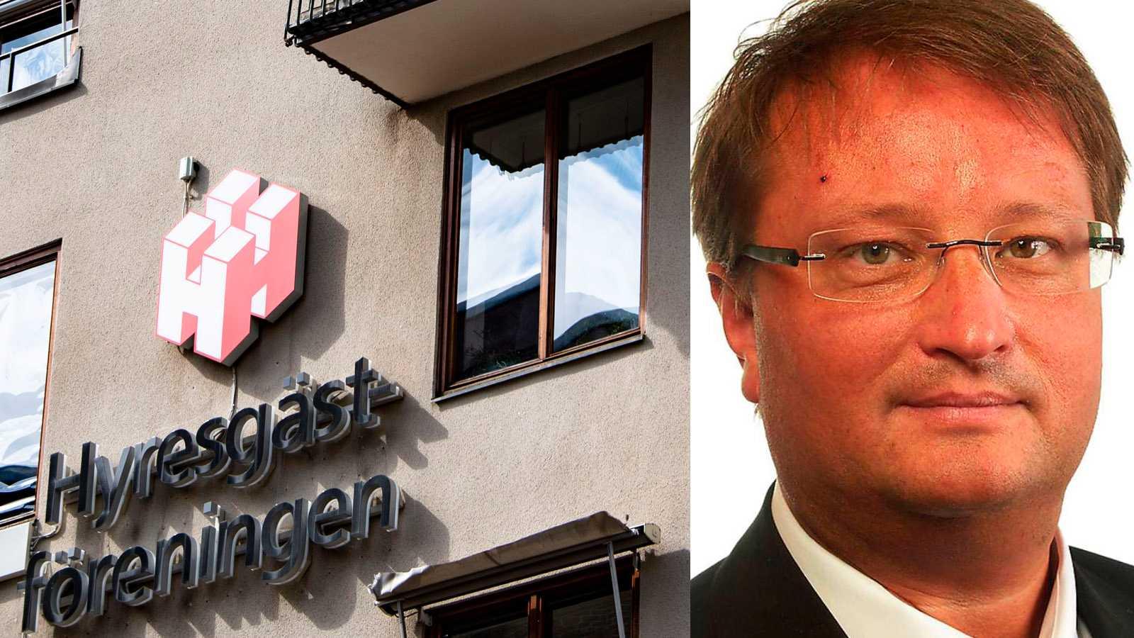 AB:s avslöjande tog upp i riksdagen - hård kritik mot Hyresgästföreningen