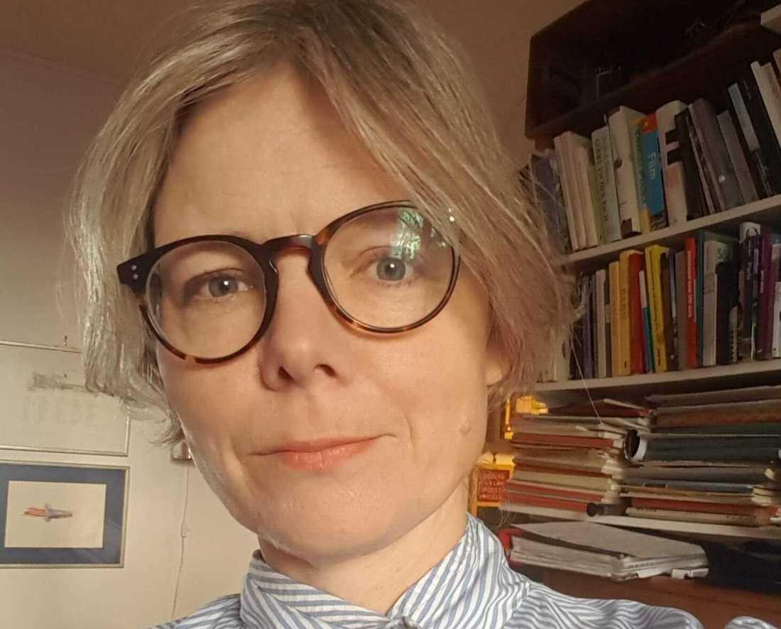 """Ida Lundén är glad för så många slutit upp och gjort egna versioner av den lite """"jazzigare"""" versionen av julklassikern."""