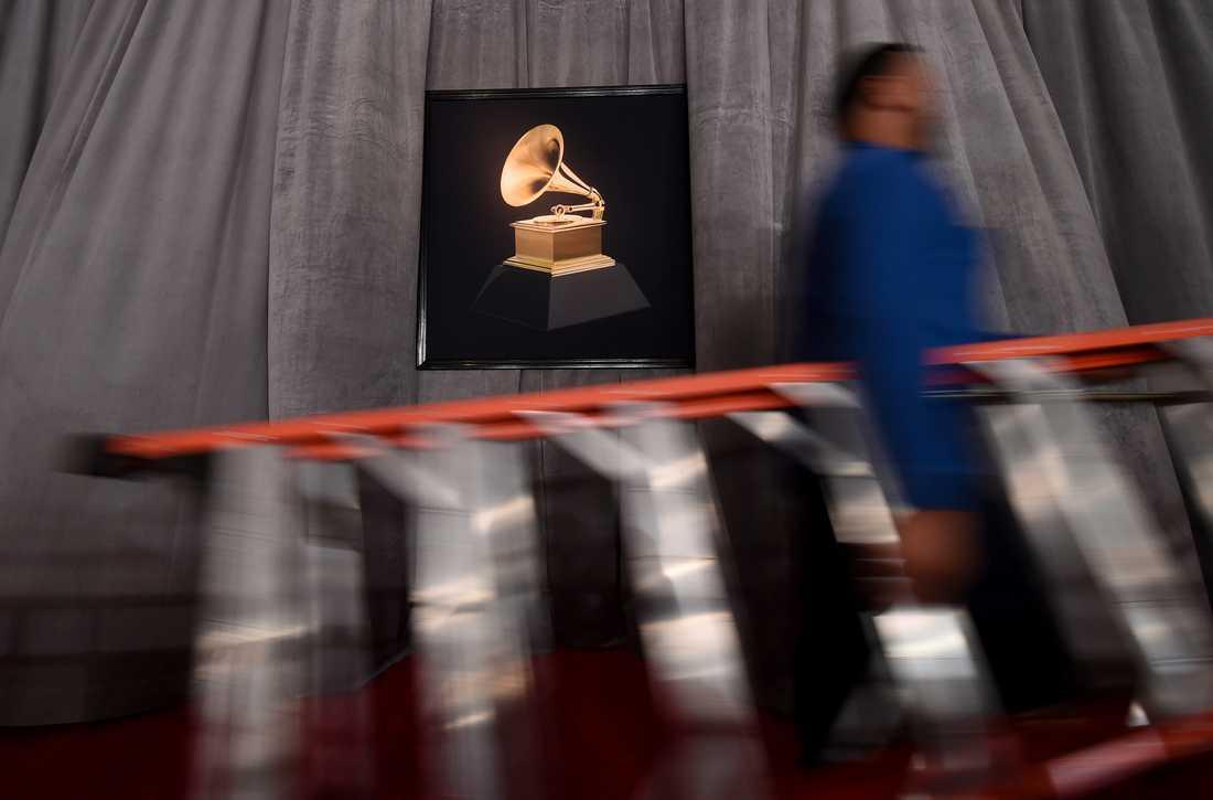 Grammygalan flyttas fram. Arkivbild.