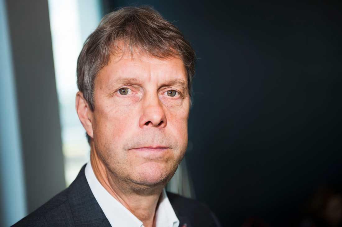 """Bo """"Kulon"""" Lennartsson är död. Han blev 65 år gammal."""