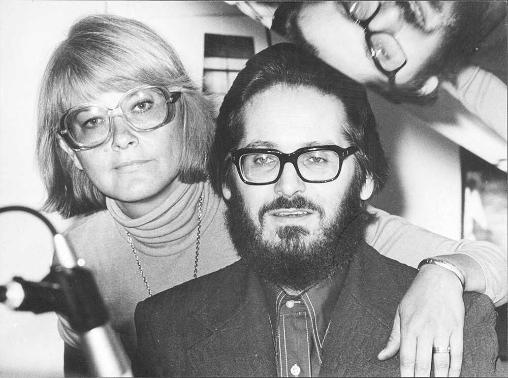 Monica Zetterlund och Bill Evans.