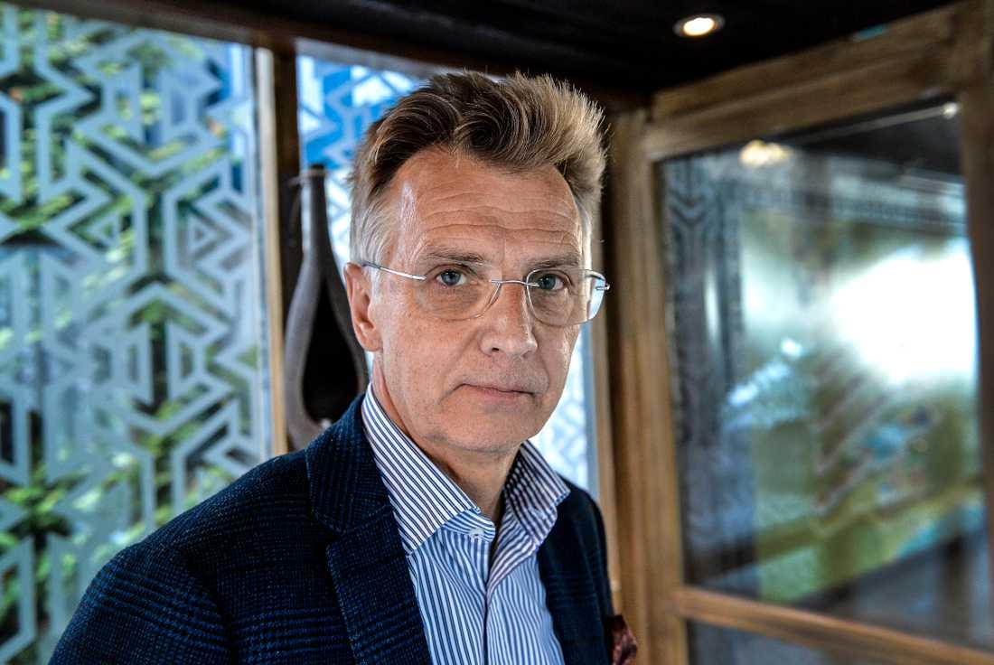 Anders Danielsson. Arkivbild.