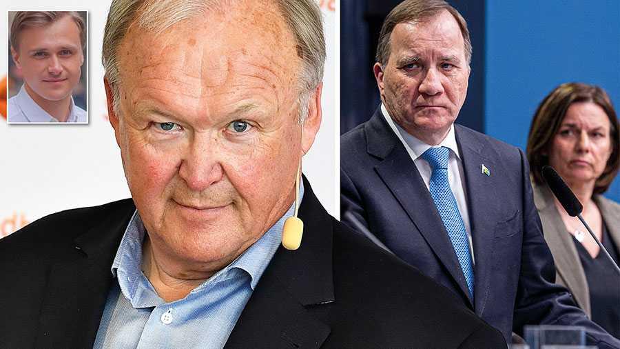Göran Persson menar att nyanlända borde kvalificera sig gradvis till välfärden genom att arbeta och betala skatt. S och MP borde släppa sina skygglappar och lyssna på honom, skriver Emanuel Örtengren, Timbro.