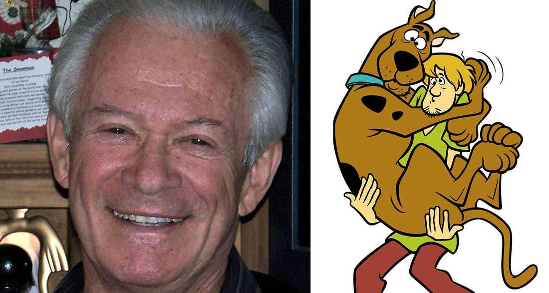 """Ken Spears är en av skaparna bakom """"Scooby-Doo""""."""