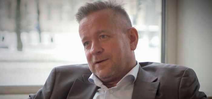 Joakim Widén låg bakom en ny storvinst under söndagen.