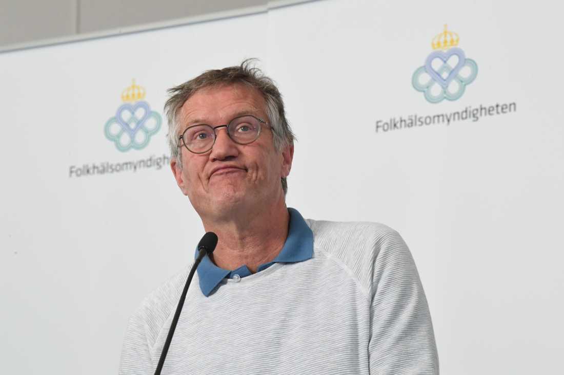 Folkhälsomyndighetens statsepidemiolog Anders Tegnell kommer inteatt dyka upp i rutan varje dag under sommaren.