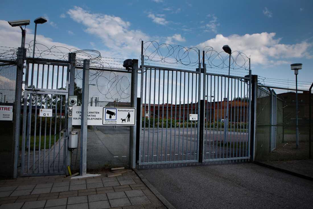 Anstalten i Ystad.