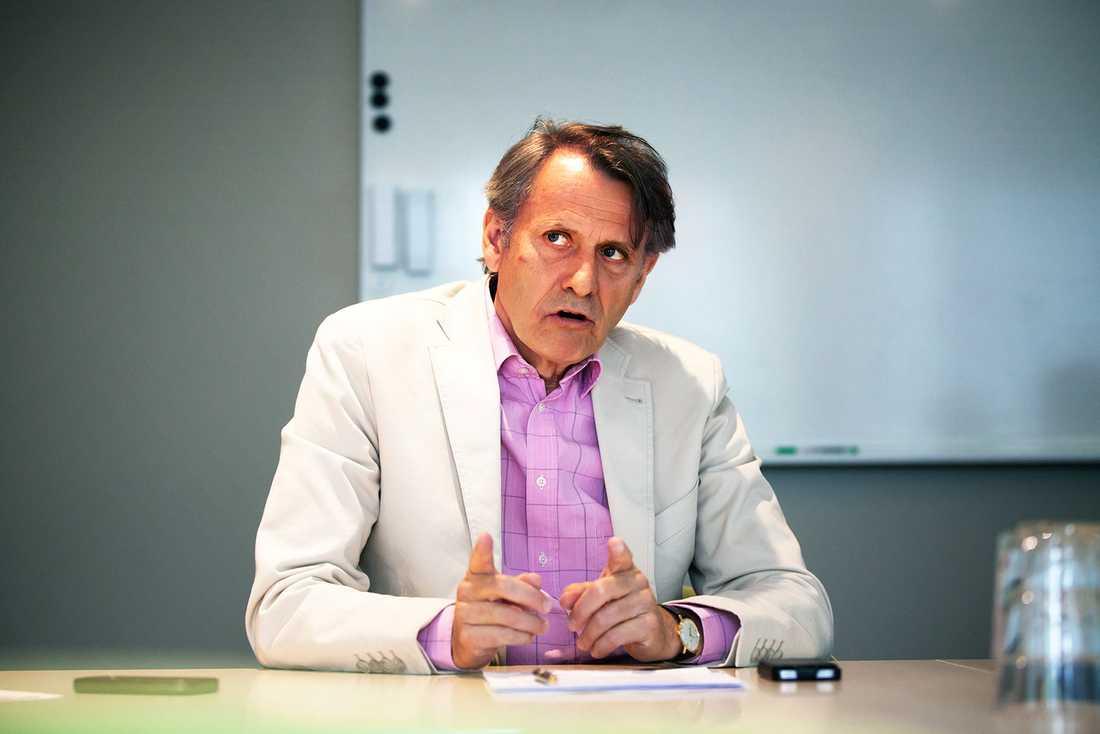 Anders Sundström, styrelseordförande för Coop.