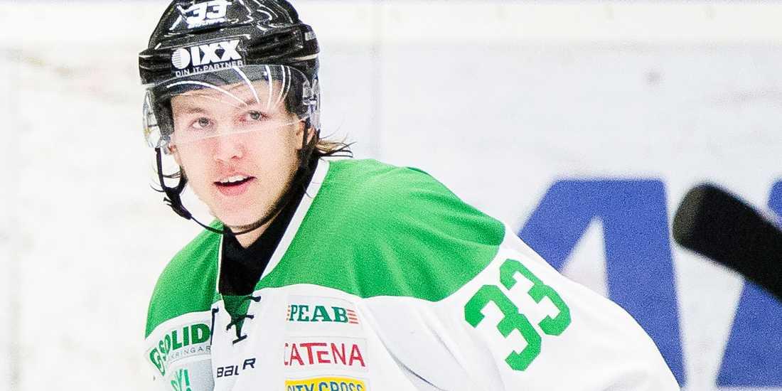 Niklas Hansson lämnar Rögle för HV 71.