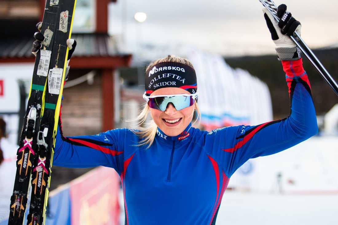 Frida karlsson skidor