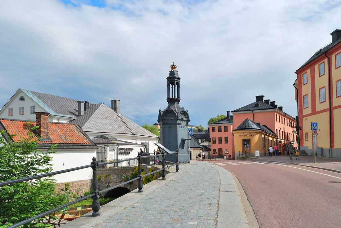 Uppsala.