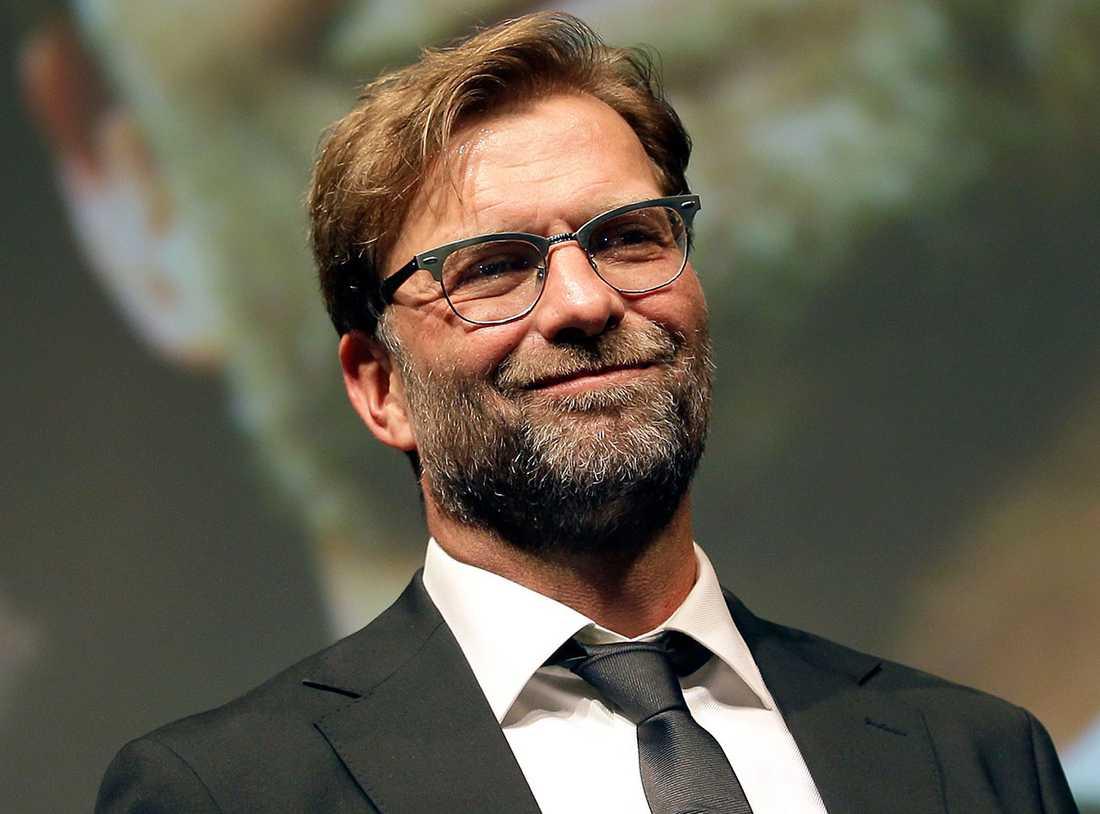 Jürgen Klopp har varit klubblös sedan han lämnade Dortmund i våras.